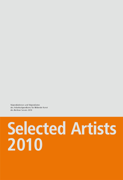 Selected Artists 2010